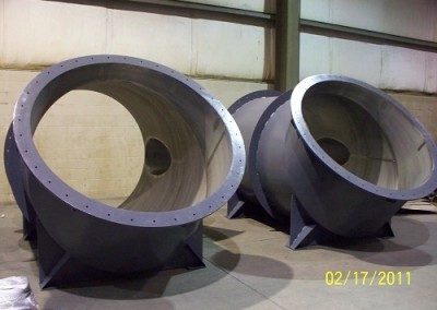 ducts at C&R Inc - Groveport, Ohio - Columbus, Ohio