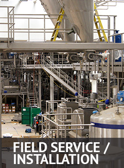Field Service / Installation Metal Products
